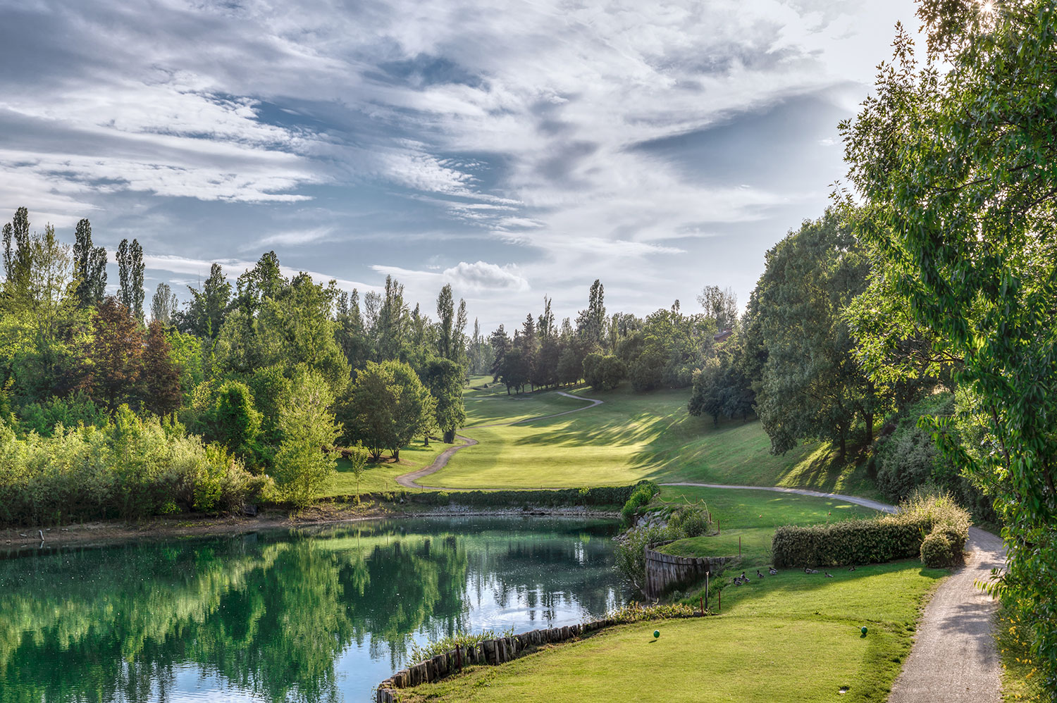 Golf Club Bologna gallery 9